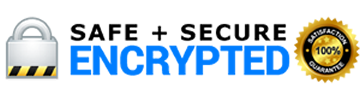 secure and encrypted